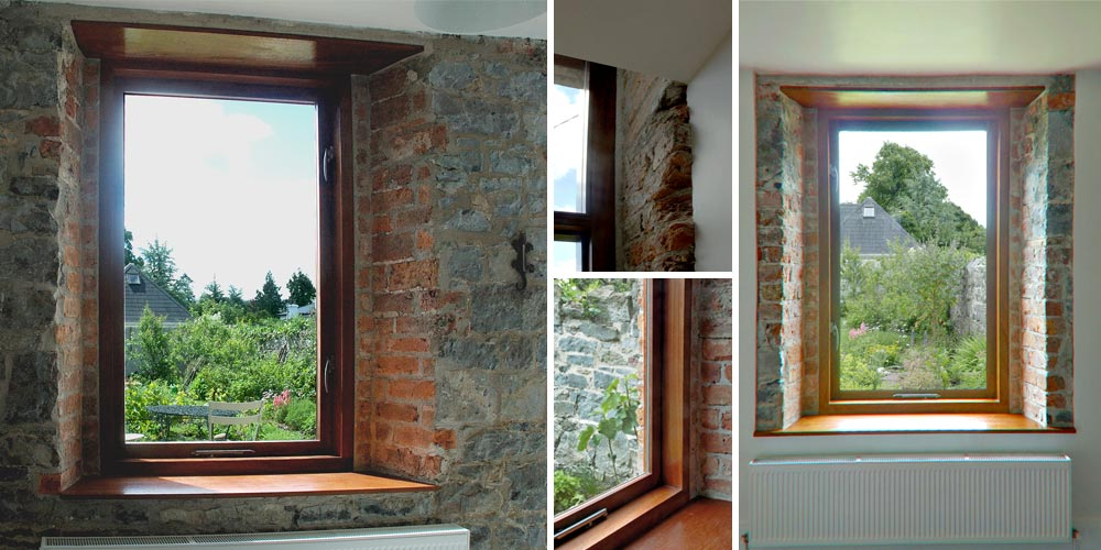 Cottage restoration limerick o 39 neill architecture for Garden rooms limerick