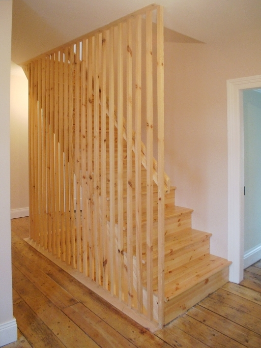 Feature Staircase - First Floor