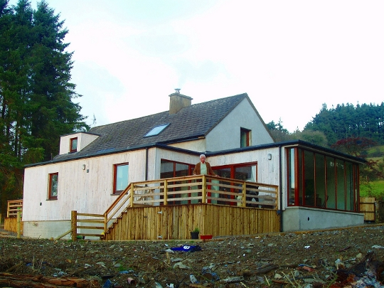 Cottage Renovation by O'Neill Consulting.