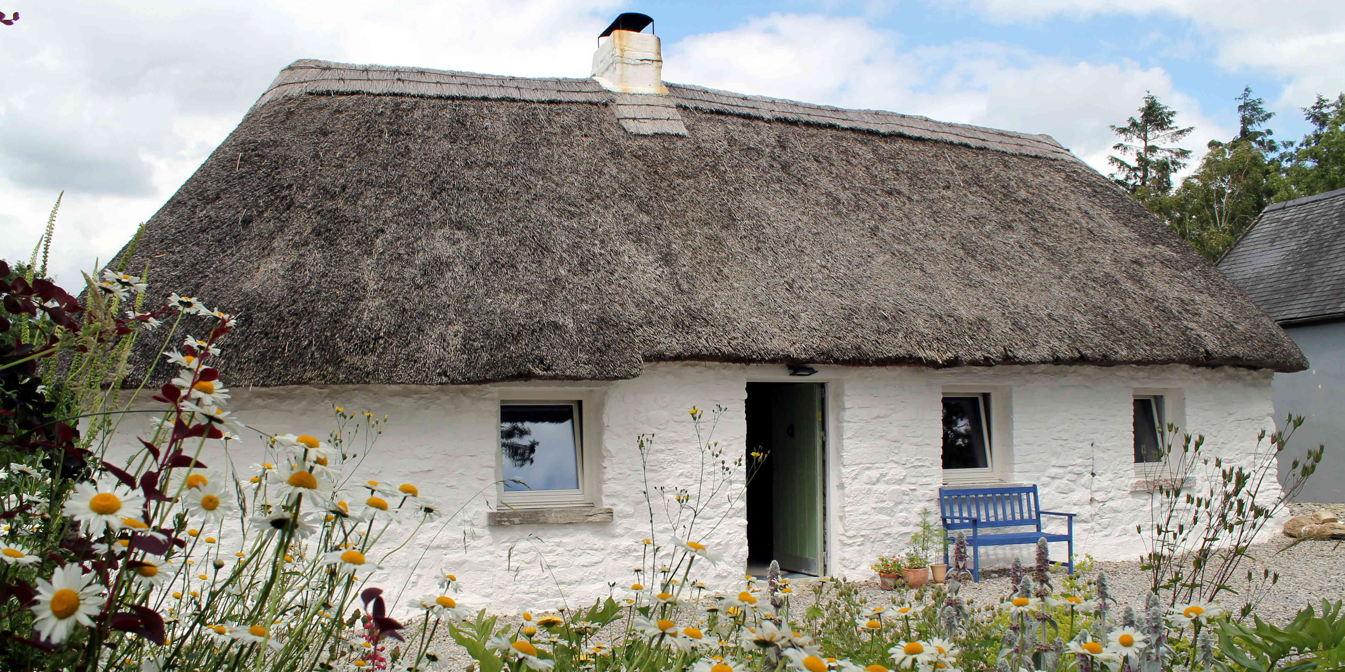 Thatch Cottage Restoration Tipperary