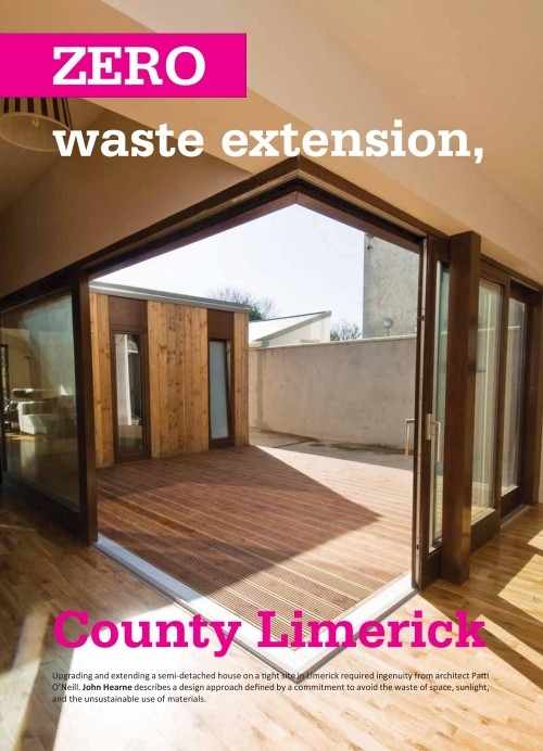 Zero waste extension, County Limerick