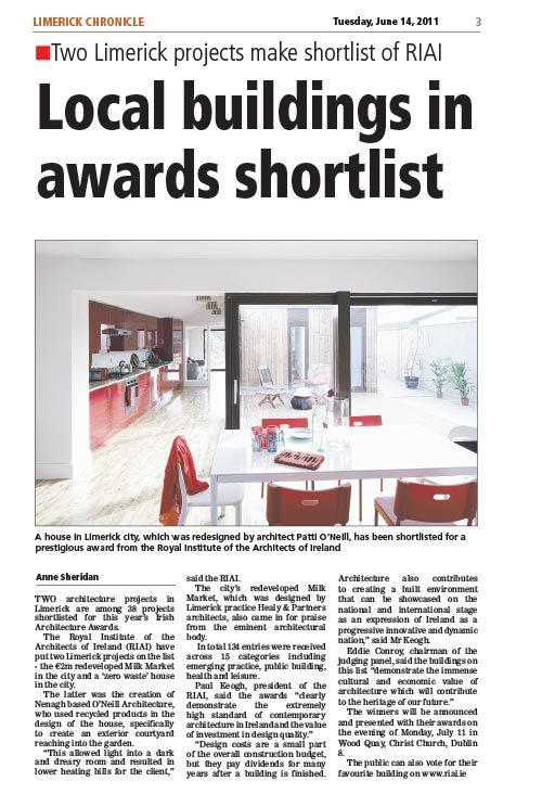 two-limerick-projects-make-shortlist-of-riai-l-imerick-chronicle-14-06-2011