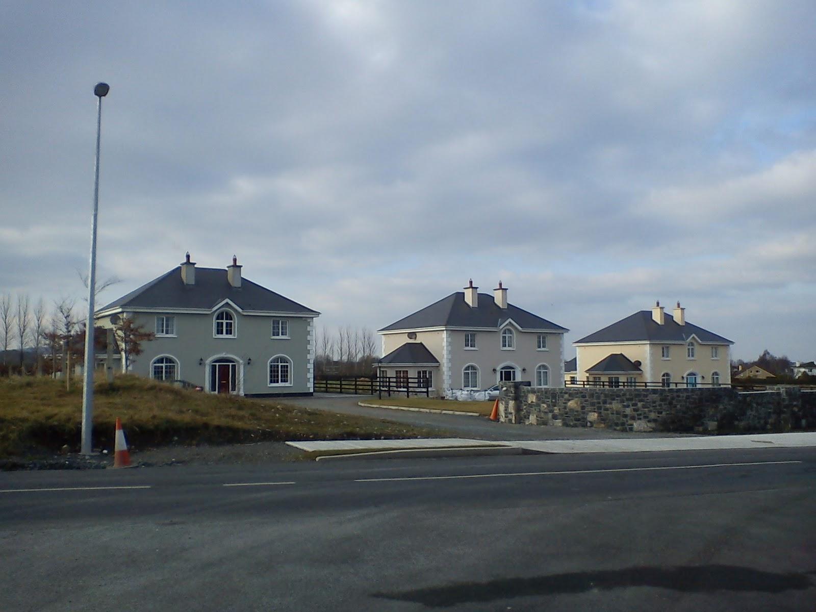 Mock homes