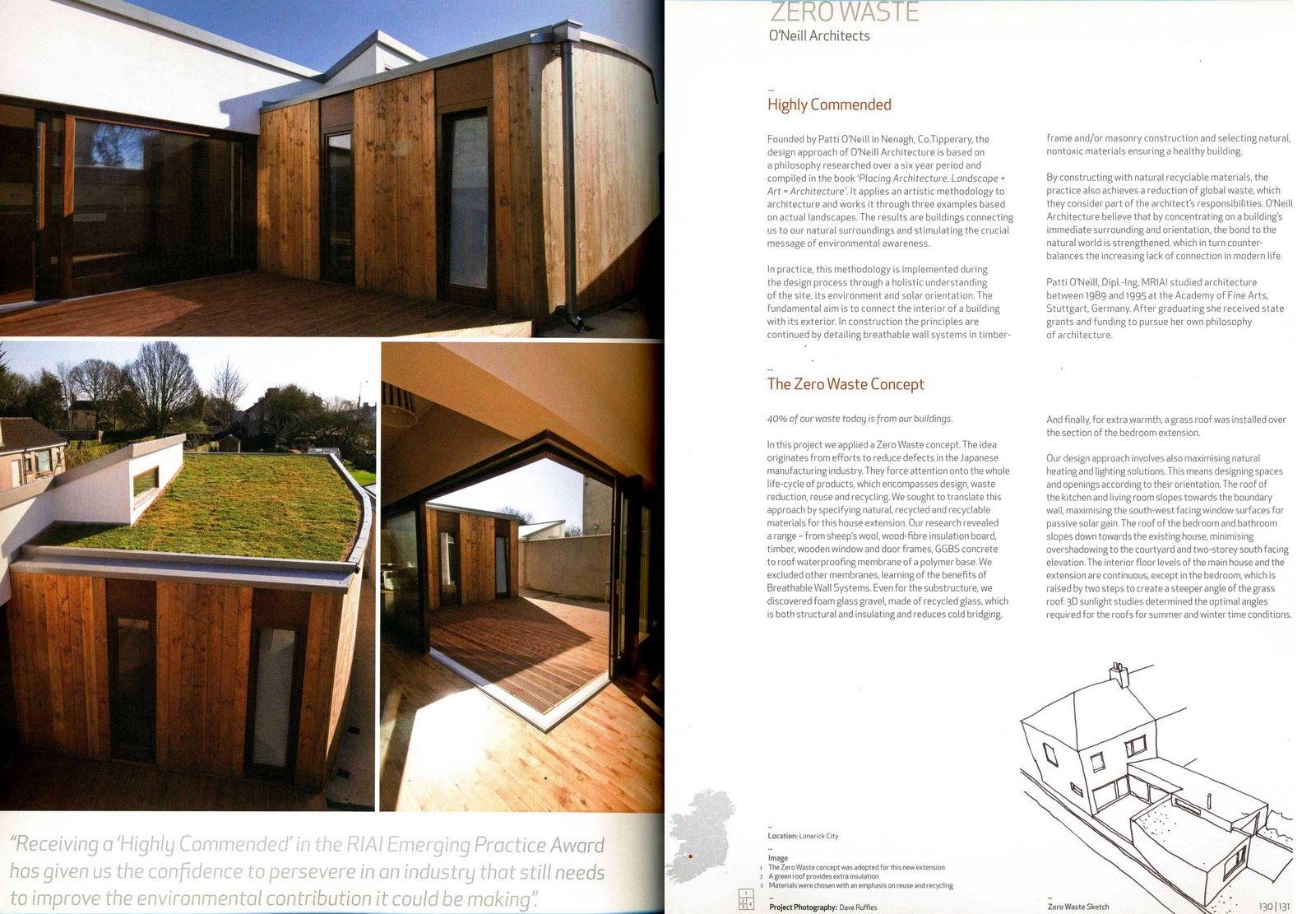 Zero Waste RIAI Annual Review 2011