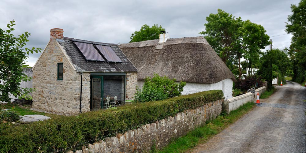 Thatch Cottage Restoration Tipperary O Neill Architecture