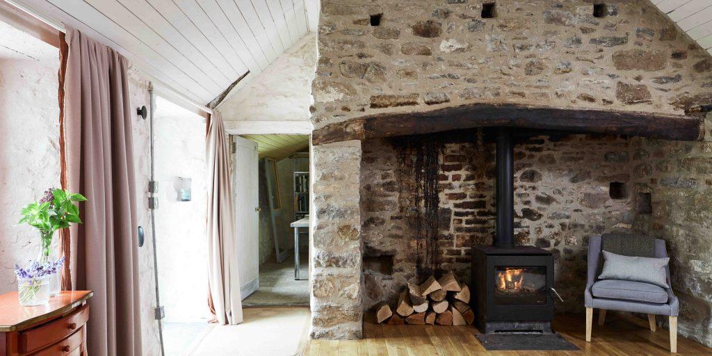 Phenomenal Thatch Cottage Restoration Tipperary Oneill Architecture Interior Design Ideas Gentotryabchikinfo